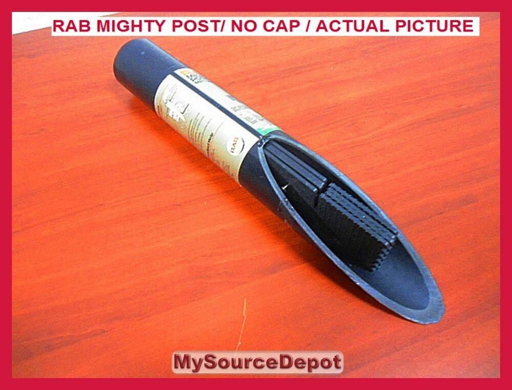 Rab Mighty Post No Cap Top Mp19b Landscaping 19 Quot Tall