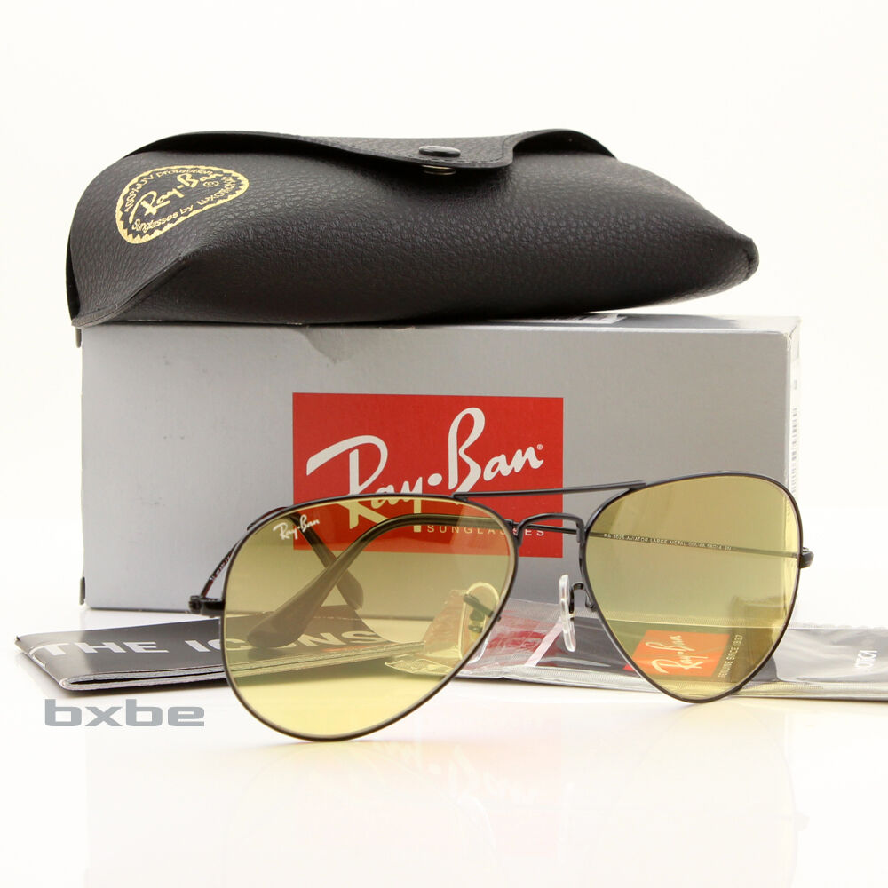 Ray Ban Yellow Tint