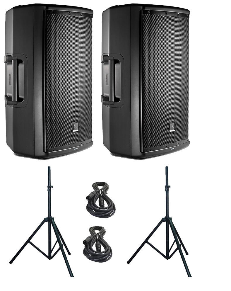 Jbl Eon615 Active Speakers 15 Quot Powered 1000w Amplified