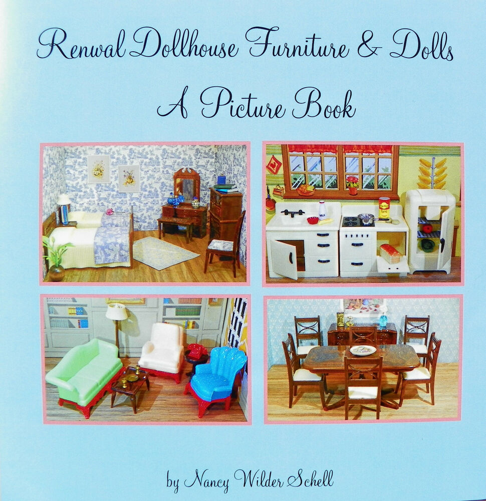 RENWAL PICTURE BOOK Guide Vintage Miniature Dollhouse