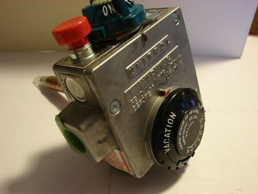Gas Thermostat Flame Valve Lock 92043 Natural Gas Only