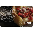 $25 / $50 UNO Pizzeria Gift Card - FREE Mail Delivery