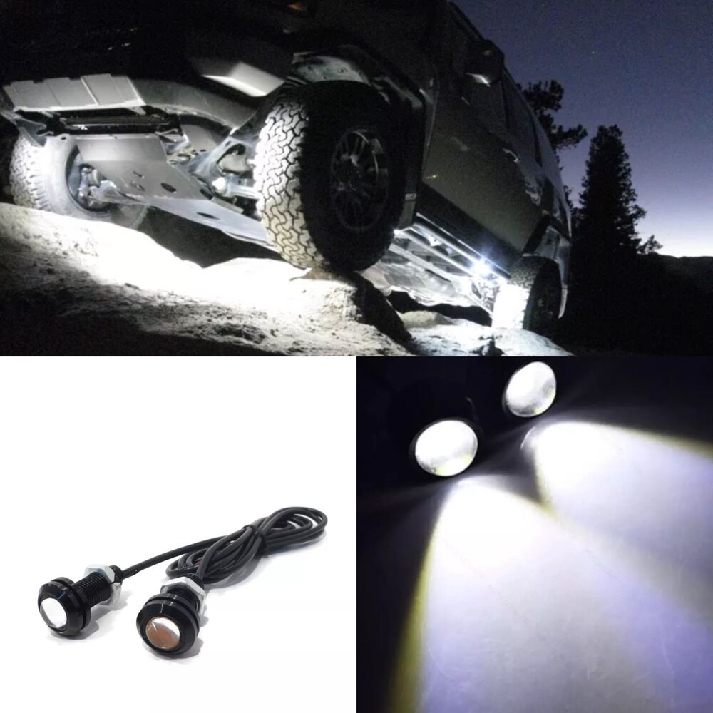 Sand Rail Headlight Street : Pack rock crawler off road sand rail rig utv suv