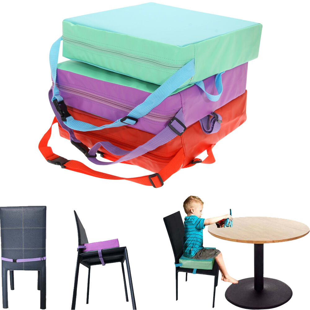 Baby kids soft chair booster cushion toddler highchair for Toddler chair