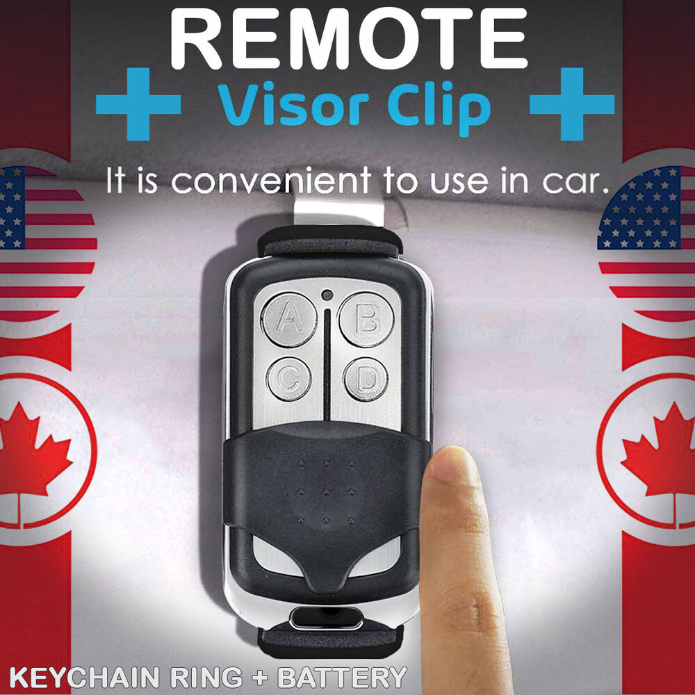 139 53681b Garage Door Opener Compatible Remote