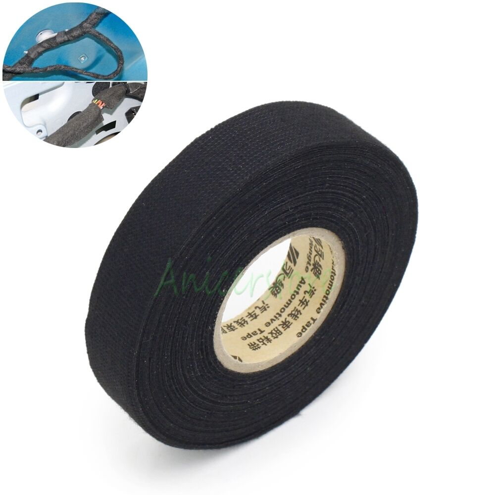 Mm m wiring harness velvet cloth tape for car
