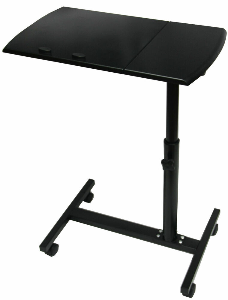 Adjustable Laptop Computer Folding Desk Table Stand