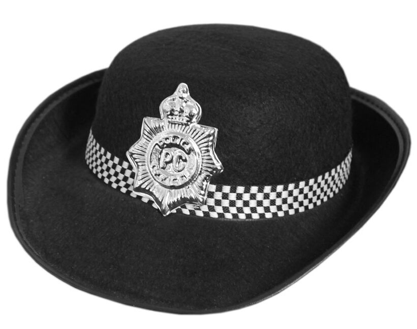 Details about WPC Kids Children Gilrs Boys Police Hat Police Book Day Fancy  Dress Costume Hats 465dd2107a4