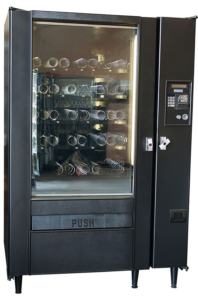 Automatic Product AP320 Refrigerated Snack Candy Vending ...