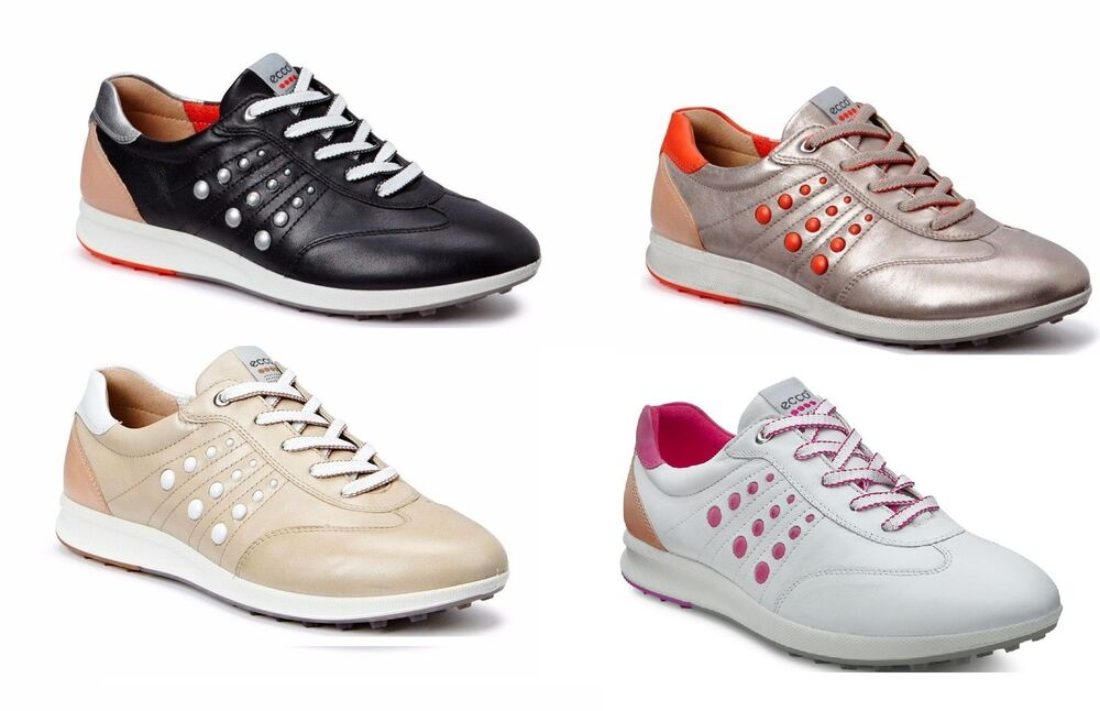 Ecco Ladies Biom Hybrid Lace Golf Shoes