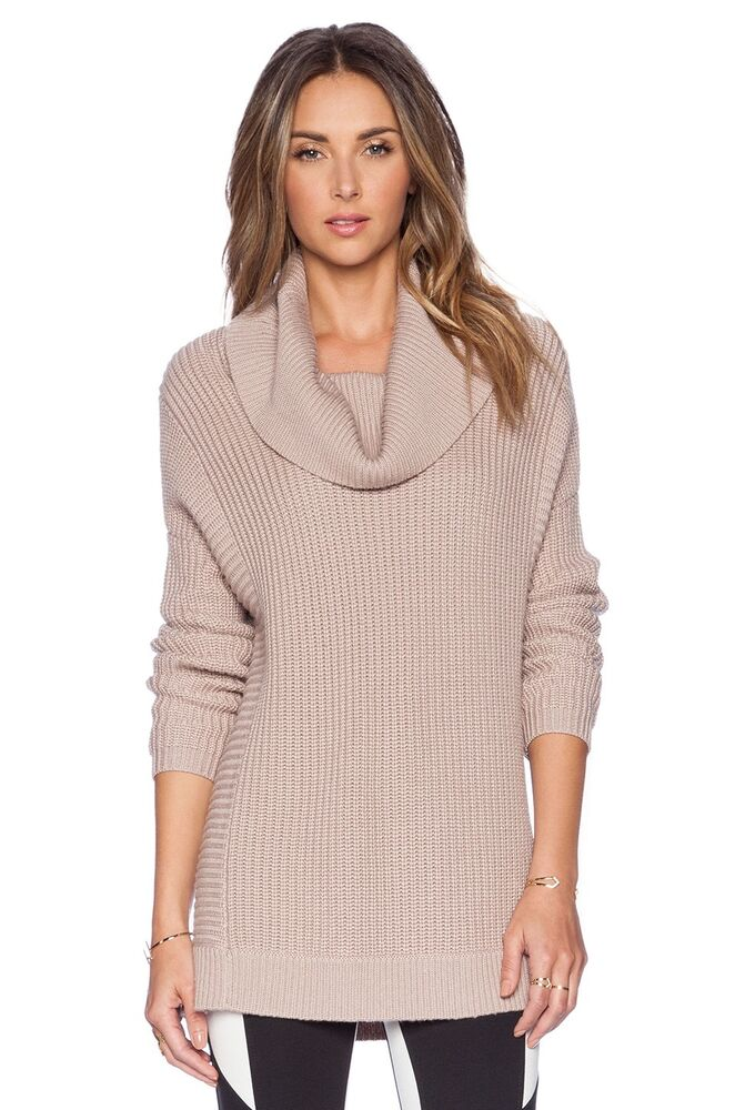 c59a4a5627f118 Details about NEW BCBG MAX AZRIA WOMEN S SANDRAH COWL NECK KNIT SWEATER TOP  XS S M L