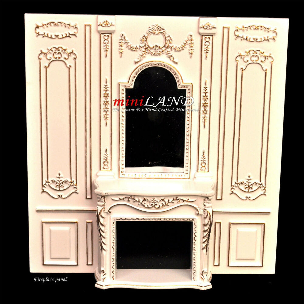 fireplace wall panel royal paneling   white dollhouse diy office chair arm pads diy desk chair plans