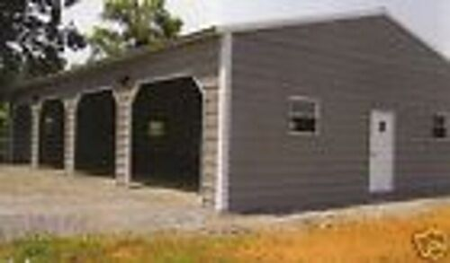 4 bay imperial garage 30x50x9 all steel free delivery for 4 bay garage