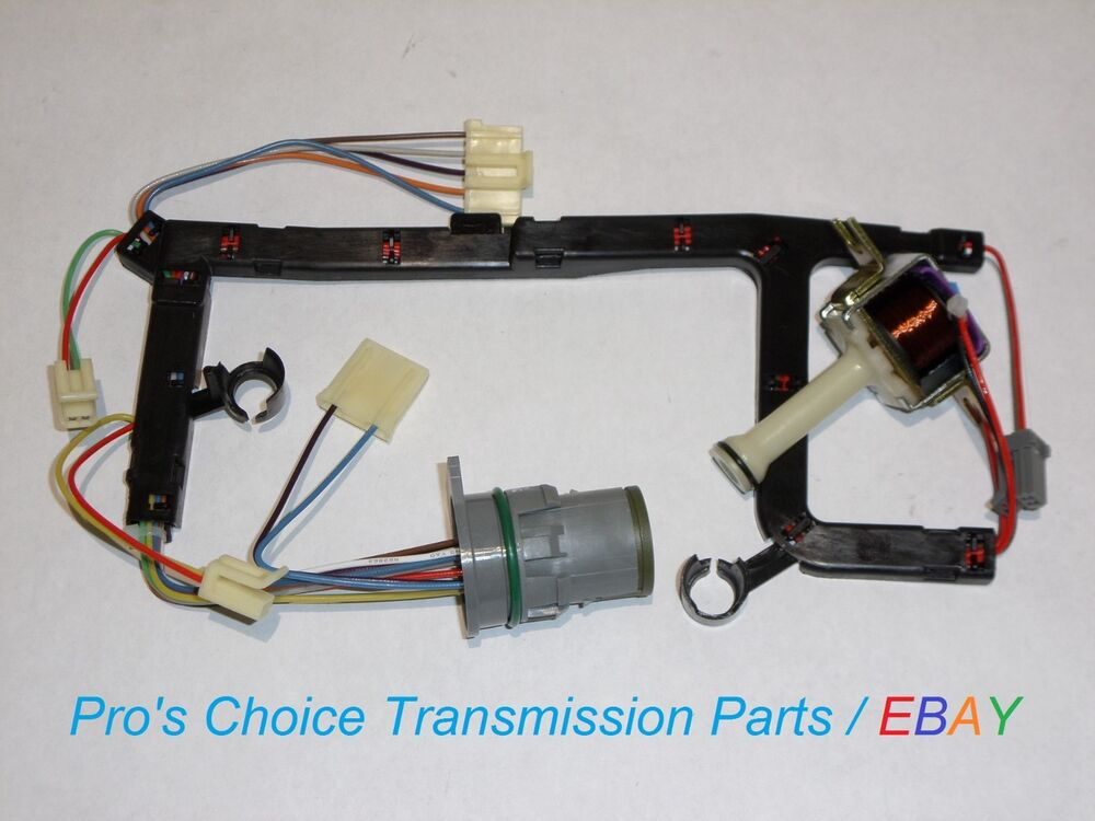 4l60e 4l65e internal wire harness with lockup solenoid