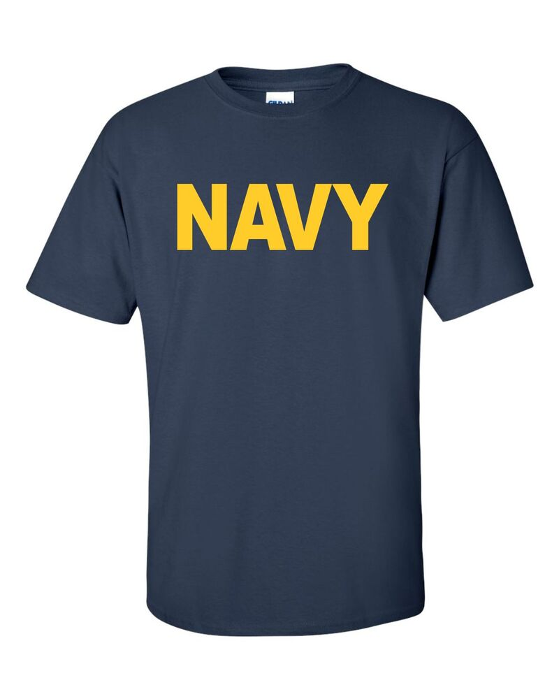 We have all the latest Navy T-Shirts among our selection, including official Navy Midshipmen Basketball Shirts that ensure you look just like the Midshipmen players in the dugout. The bookbestnj.cf shop stocks Navy T-Shirts in any style, from long sleeve tees to tank tops and short sleeve Navy Midshipmen Shirts.