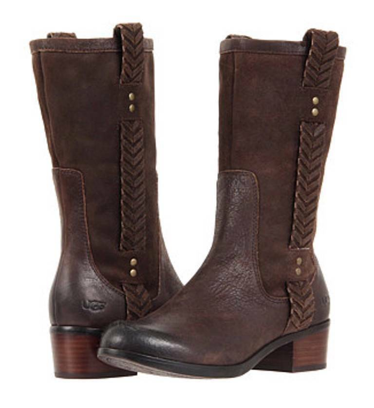 ugg chocolate krewe boot