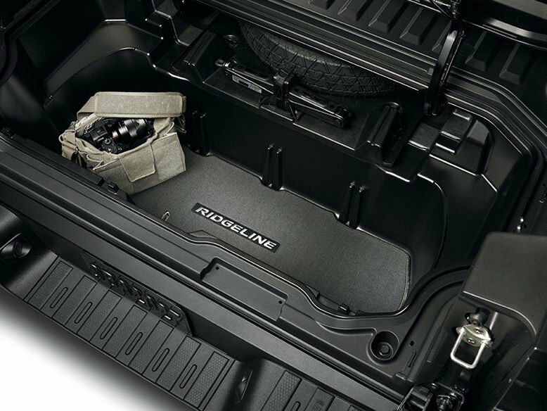 Genuine OEM Honda Ridgeline In-Bed Trunk Carpet Mat 2017 ...
