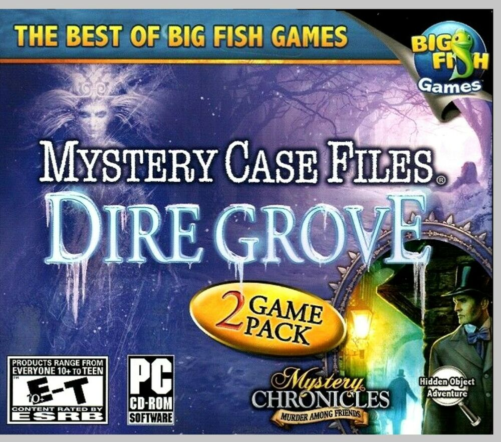 Big Fish Mystery Game