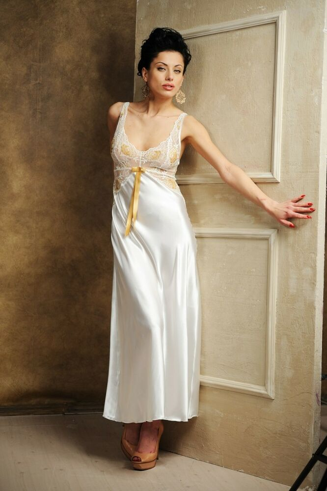 Find great deals on eBay for long satin nightdress. Shop with confidence.