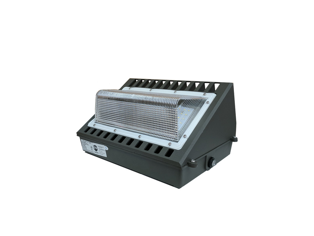 Hyperselect Led 100w Wall Pack Light: LED Wall Pack 100W Outdoor Industrial Standard Commercial