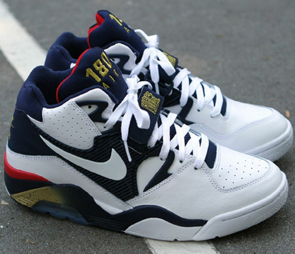 Nike Air Force 180 Charles Barkley CB Men's Basketball ...