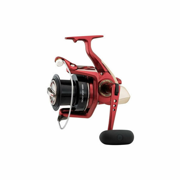 Daiwa emcast 6000a sport saltwater spinning reel emcs6000a for Saltwater fishing reel