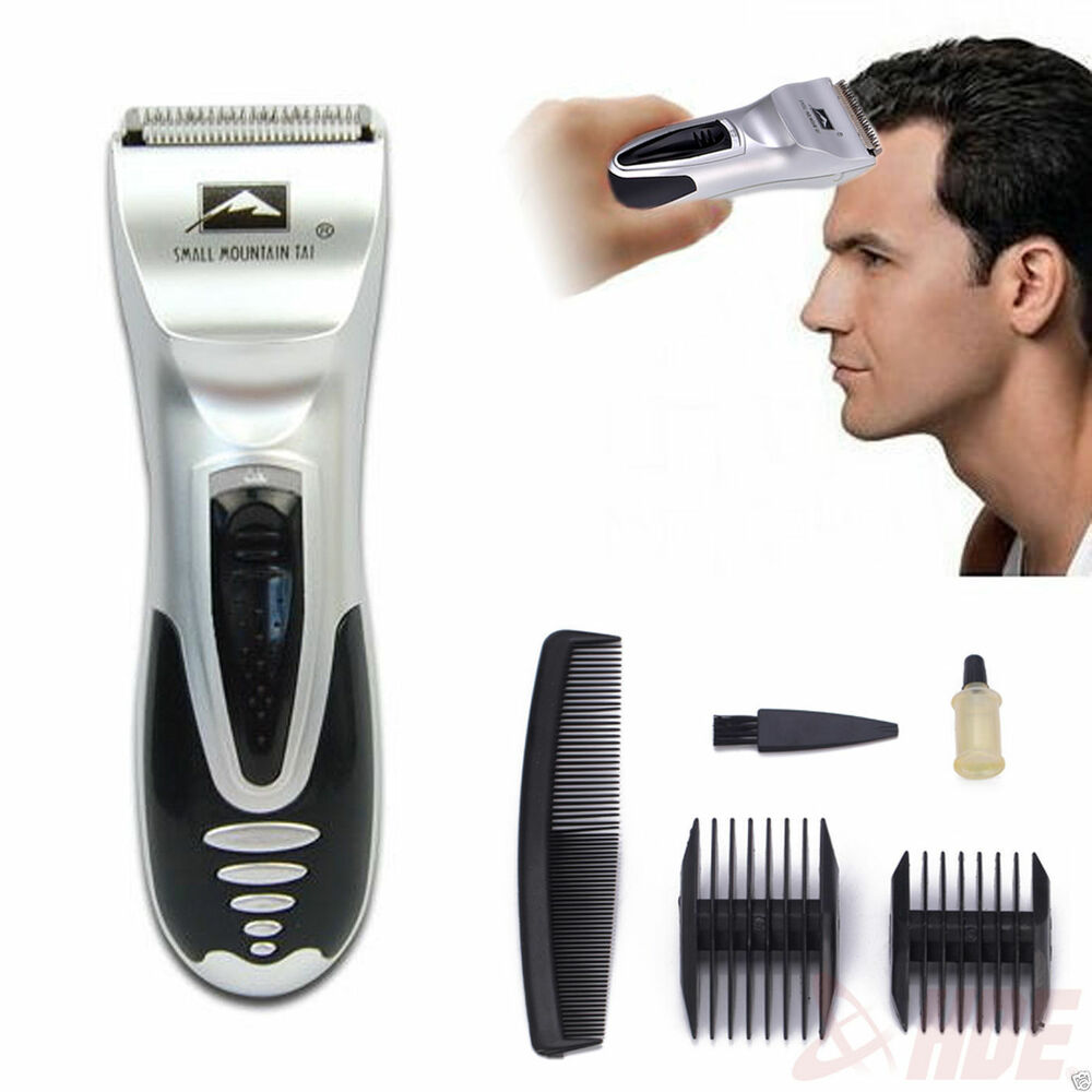men 39 s electric shaver beard trimmer razor hair clipper body groomer hair removal ebay. Black Bedroom Furniture Sets. Home Design Ideas