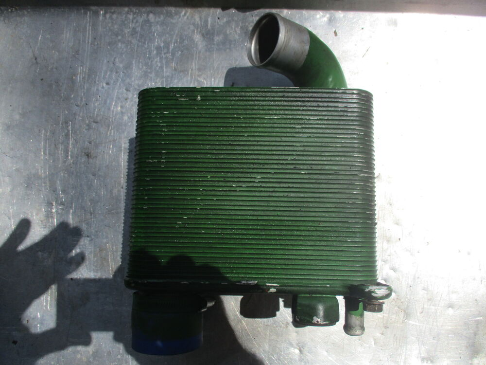 Heavy Equipment Hydraulic Oil Coolers : John deere diesel tractor hydraulic oil cooler