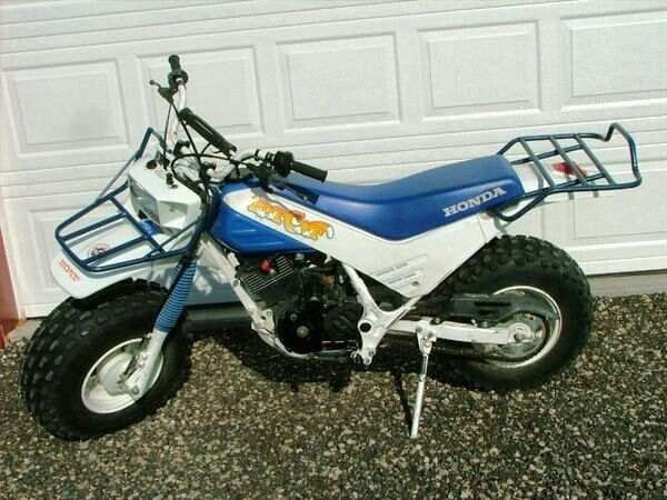 Permalink to Honda Fat Cat Motorcycle For Sale