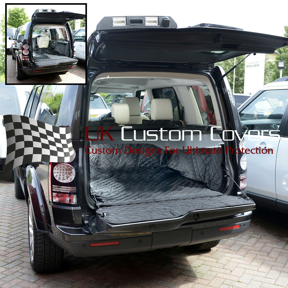 LAND ROVER DISCOVERY 3 QUILTED WATERPROOF BOOT LINER MAT