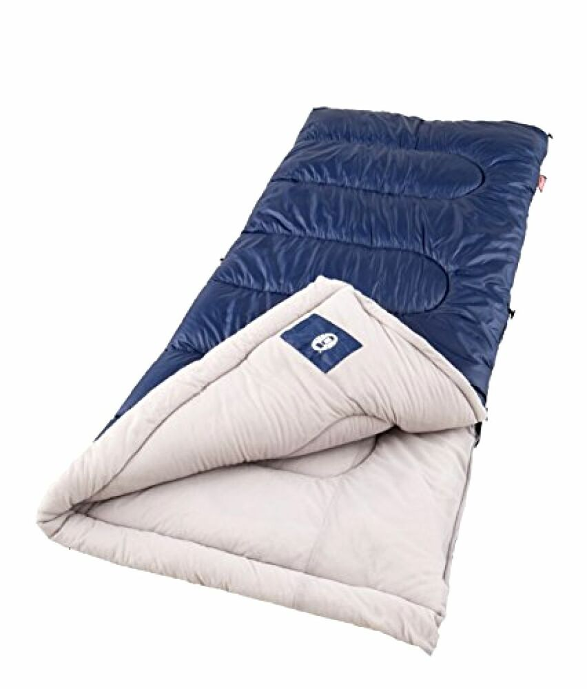 New Coleman Brazos 20 Degree Outdoor Cold-Weather Camping ...