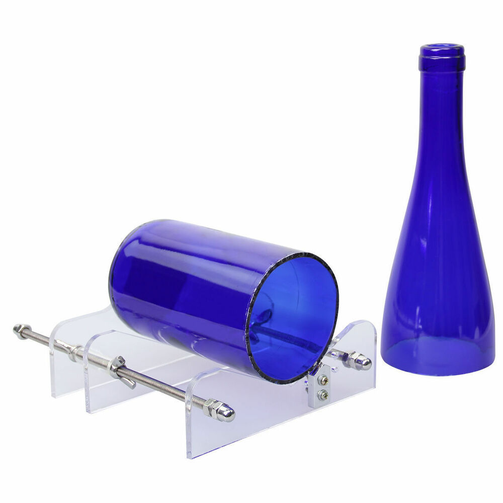 glass wine bottle cutter cutting machine recycle tool ebay