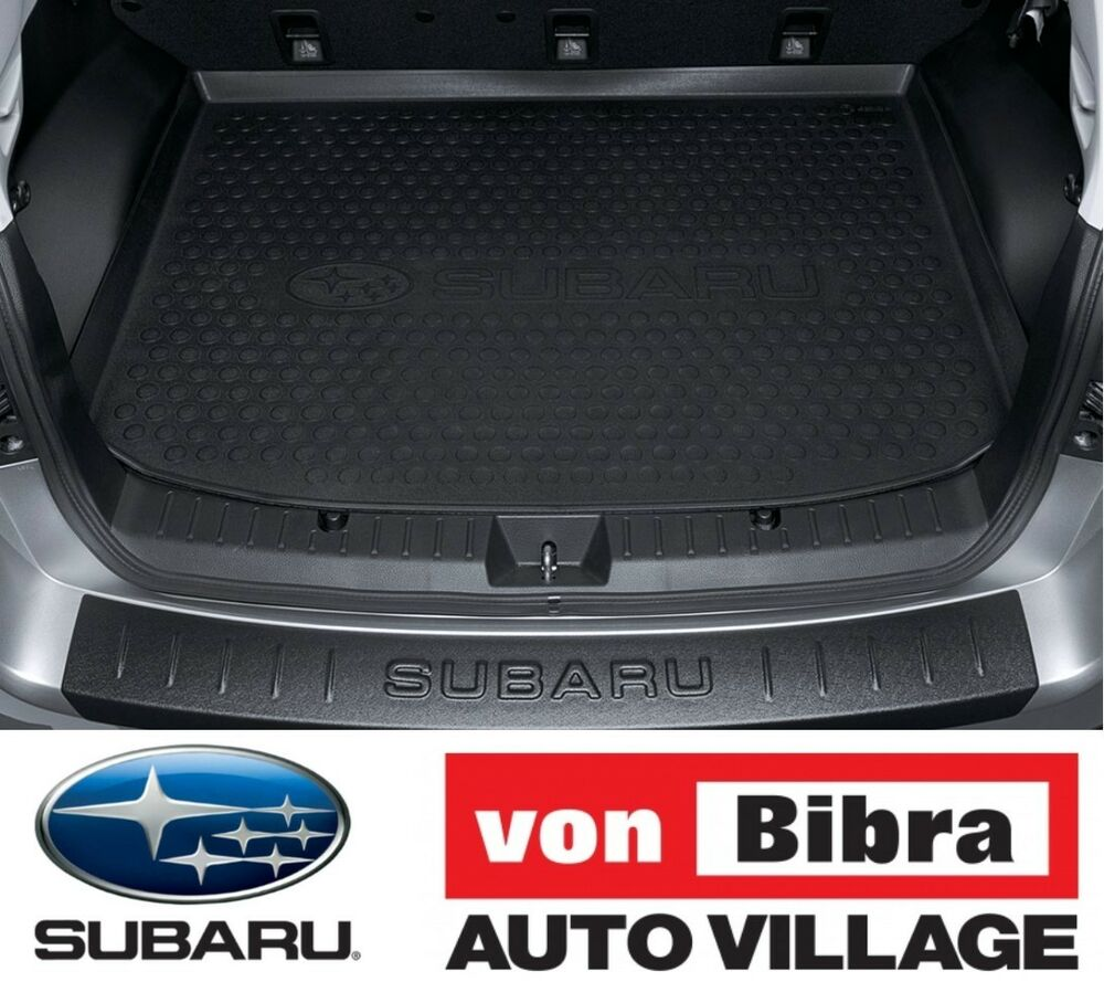Brand New Genuine Subaru Outback Cargo Area Protection