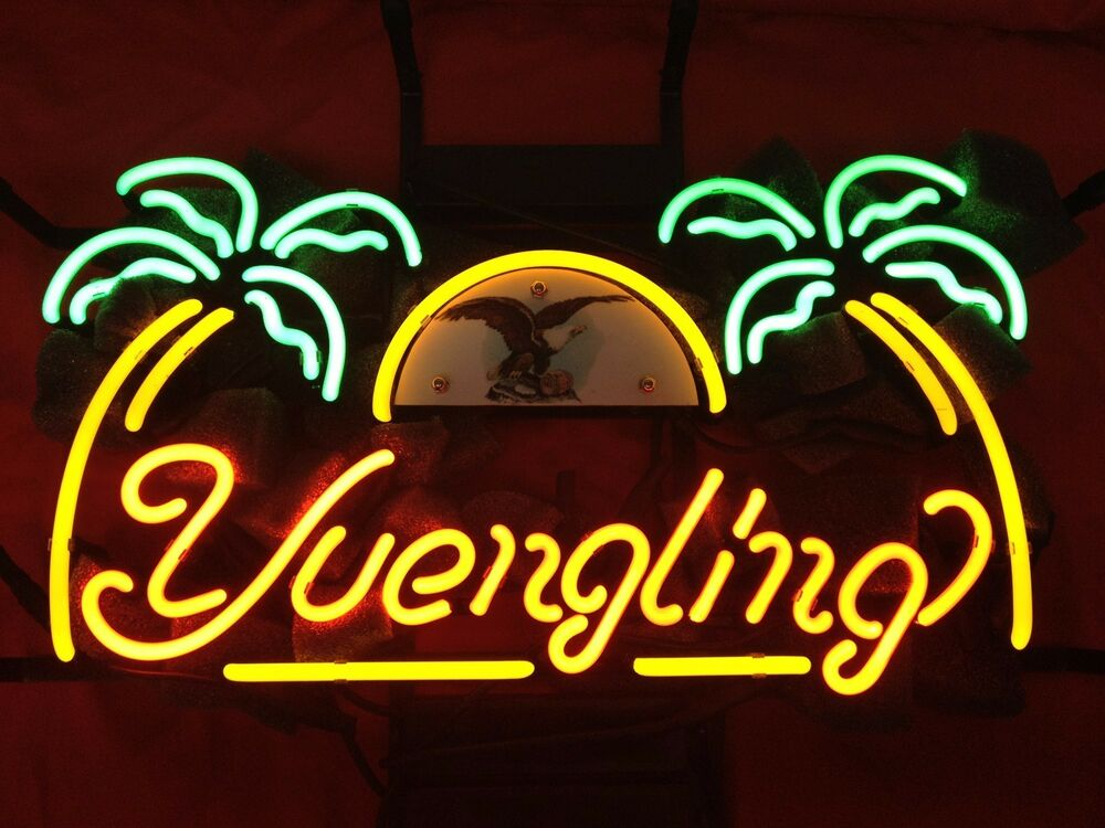YUENGLING and SON Extra Beer Garage Art Light Neon Sign 16