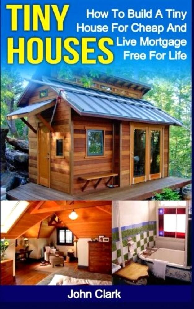 How to build a tiny house home step by step blueprint for How to build a house step by step