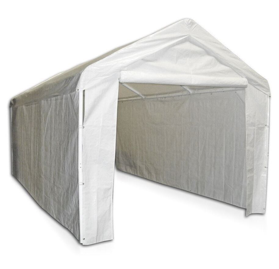 Canopy Side Wall Kit 10 x 20 Portable Garage Party Tent ...