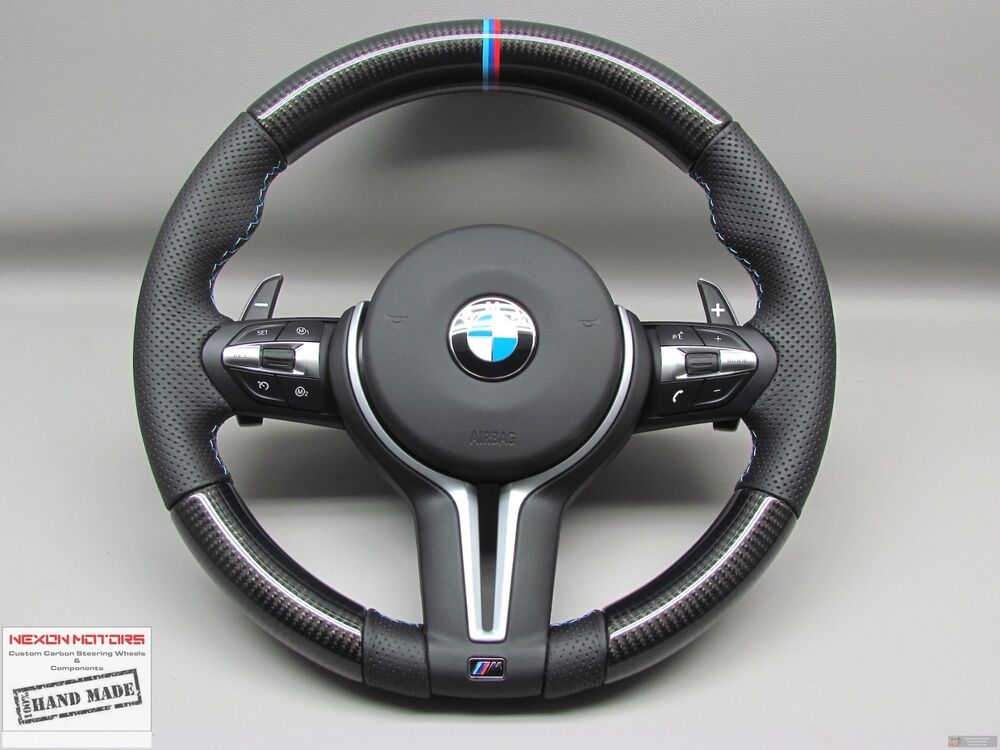Bmw M3 M4 M5 F15 X5m X6m F30 F32 3m Ring 3m Stitch Thick