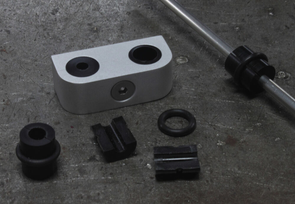 Brake Line Clamps : Brake line clamps fuel custom two hole series