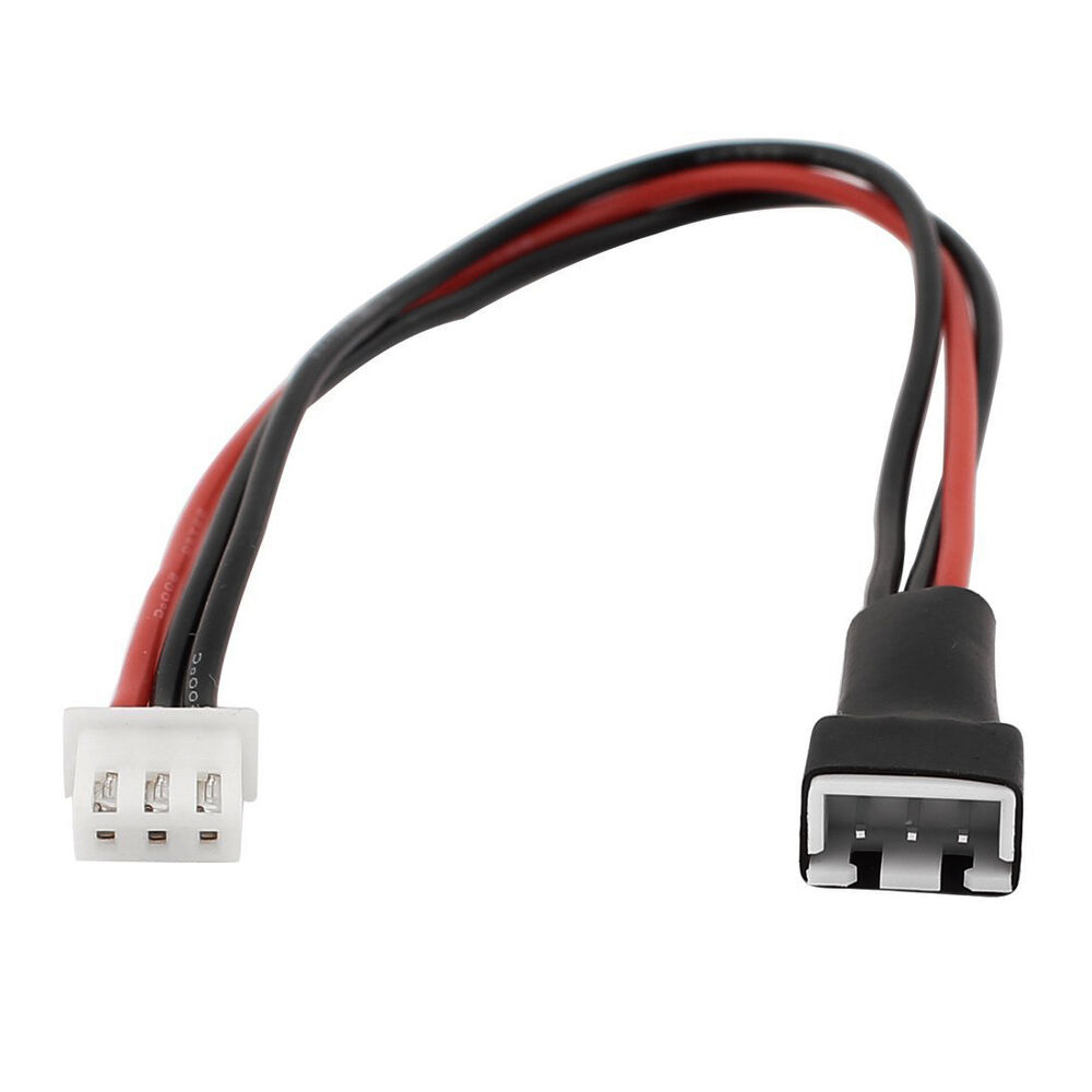 Rc 2s Lipo Battery 3p Jst Plug Balance Charger Cable