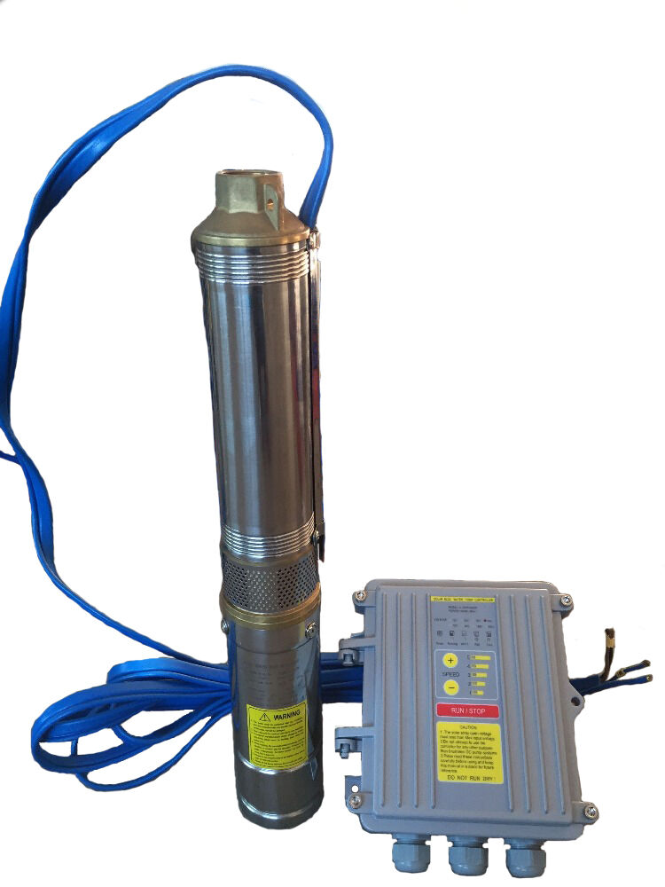 Solar-Powered Water Pumping