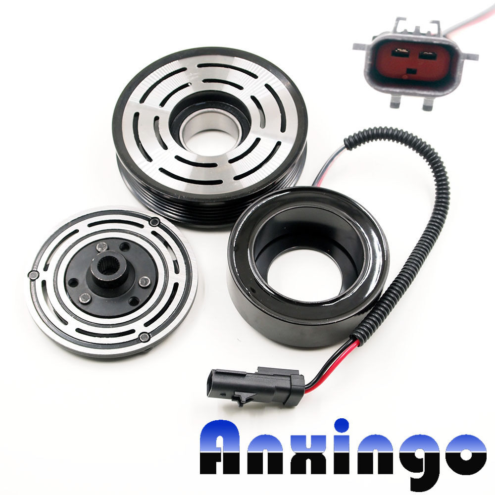 A  C Ac Compressor Clutch Assembly Repair Kit For 1994