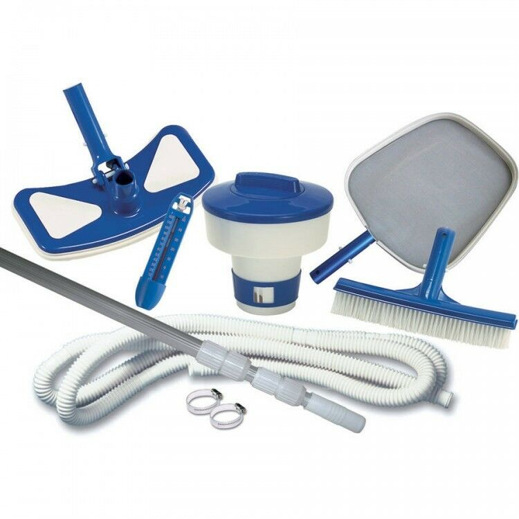 Swimming pool supplies cleaning maintenance above ground for Swimming pool accessories