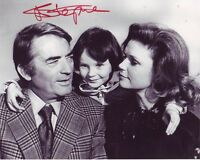 Cult horror movie THE OMEN damien signed photo