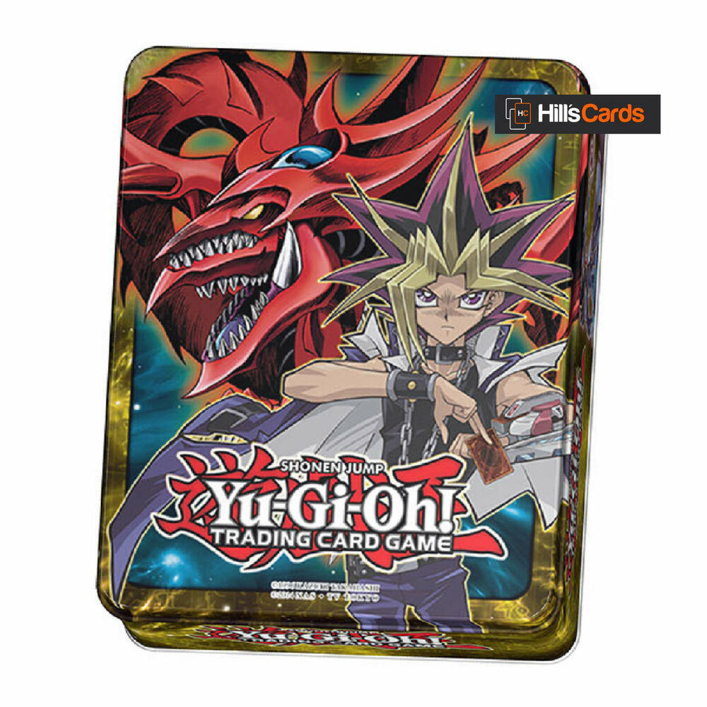yu gi oh cards mega tin 2016 yugi slifer the sky dragon inc