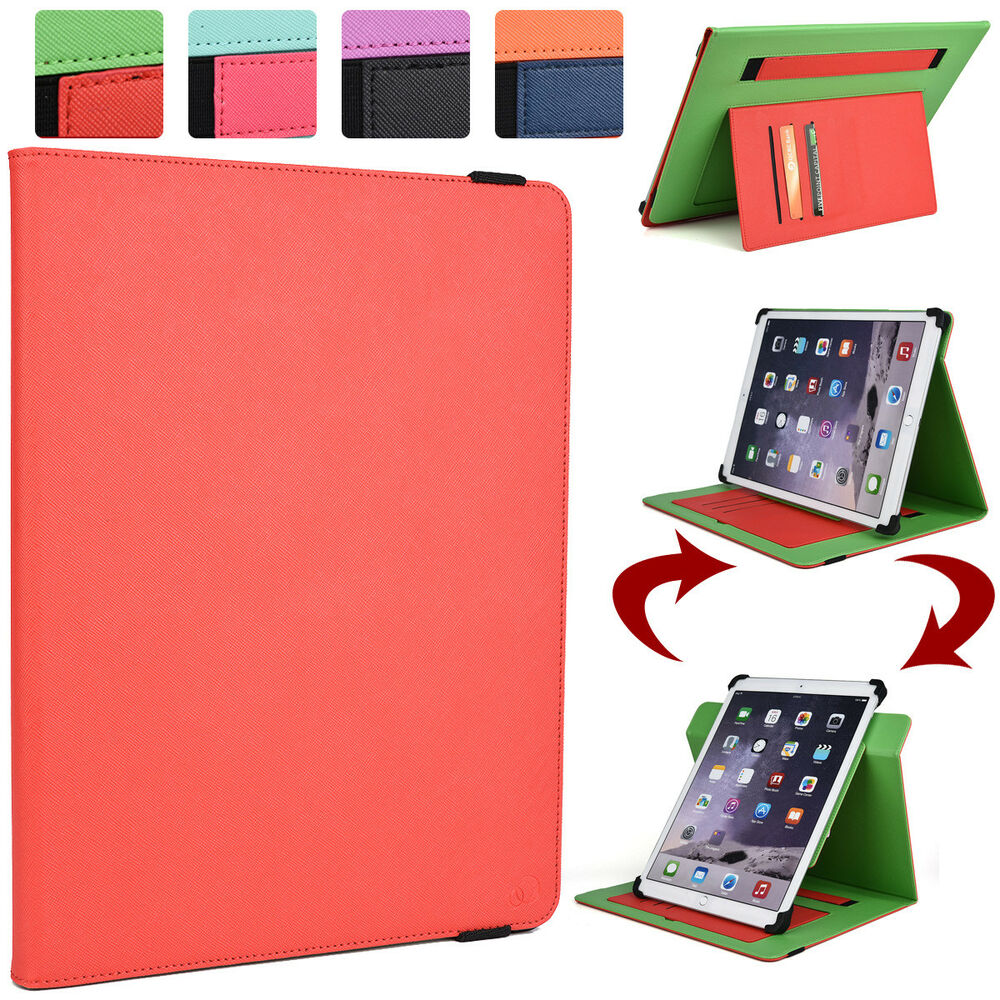 universal 11 6 inch tablet rotation folio folding case