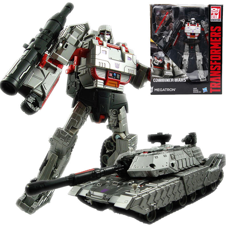 Details about HASBRO Transformers Combiner Wars Leader Class Megatron New in stock