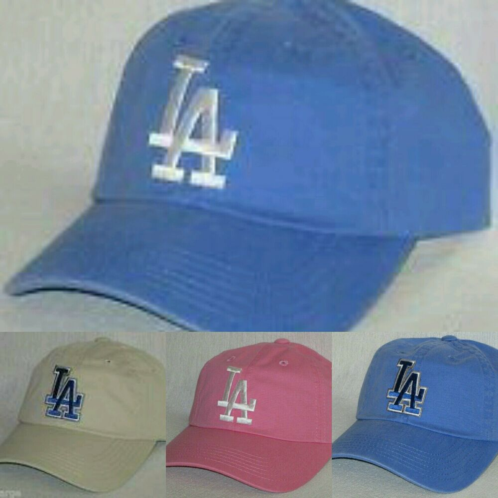 Details about Los Angeles Dodgers Ladies Garment Washed Cap ❇HAT ❇CLASSIC  MLB PATCH LOGO ❇NEW e37da301f28
