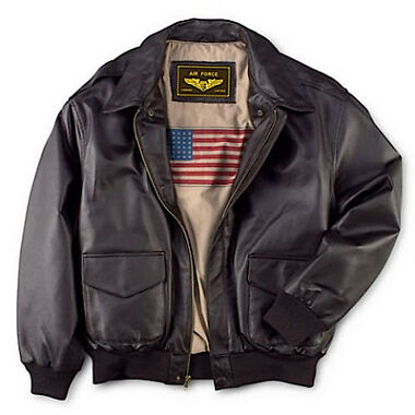 Air Force A-2 Men's Flight Bomber Jacket