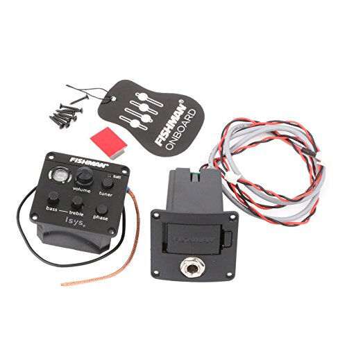 fishman isys acoustic guitar pickup onboard preamps eq 712804730068 ebay. Black Bedroom Furniture Sets. Home Design Ideas