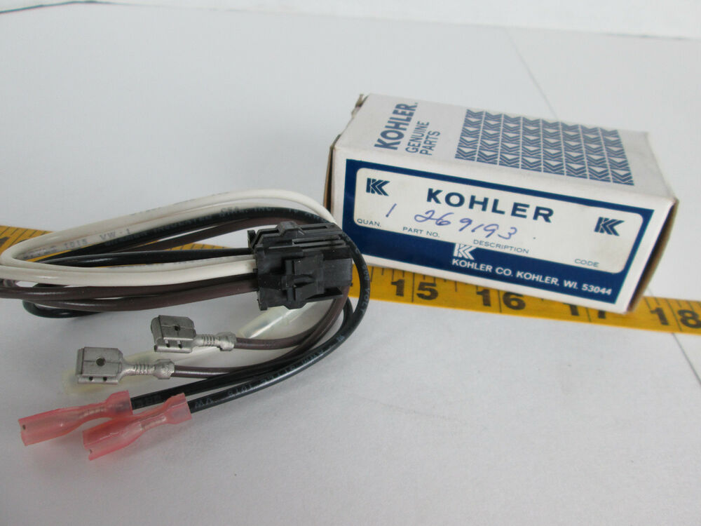 genuine kohler generator engine parts wiring harness. Black Bedroom Furniture Sets. Home Design Ideas
